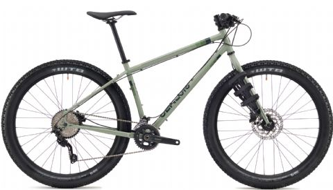 Genesis Longitude Mountain Bike Green 2018